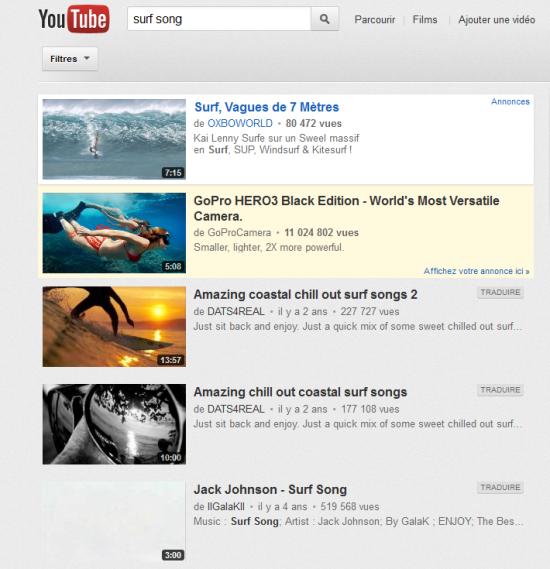 Campagne Youtube Format Insearch: Importance des Mots clés Négatifs