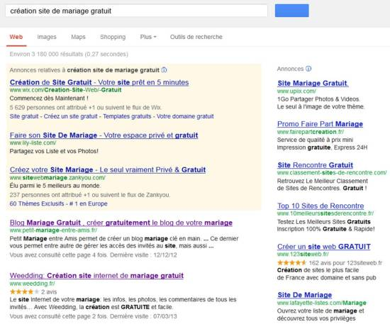 microdata avis utilisateurs site internet